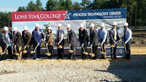 TechKnowledge - Lone Star College System Groundbreaking